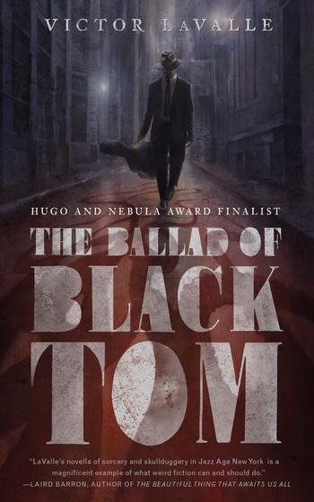 Ballad of Black Tom Cover